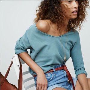 Madewell Shorelight Pullover Sweater